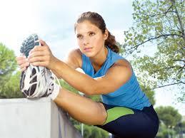 maistas sportui moterims